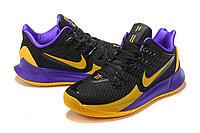 "Игровые кроссовки Nikе Kyrie Low 2 ""Dark Lakers"" (36-46), фото 3"