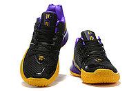 "Игровые кроссовки Nikе Kyrie Low 2 ""Dark Lakers"" (36-46), фото 6"