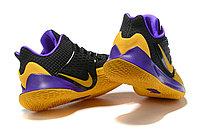 "Игровые кроссовки Nikе Kyrie Low 2 ""Dark Lakers"" (36-46), фото 2"