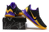 "Игровые кроссовки Nikе Kyrie Low 2 ""Dark Lakers"" (36-46), фото 5"