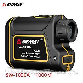 Лазерный дальномер SNDWAY SW-1000A, фото 2