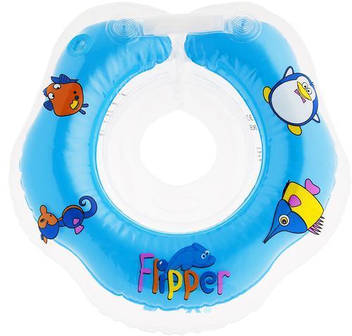Круг на шею Roxy Kids Flipper для купания малышей 0+