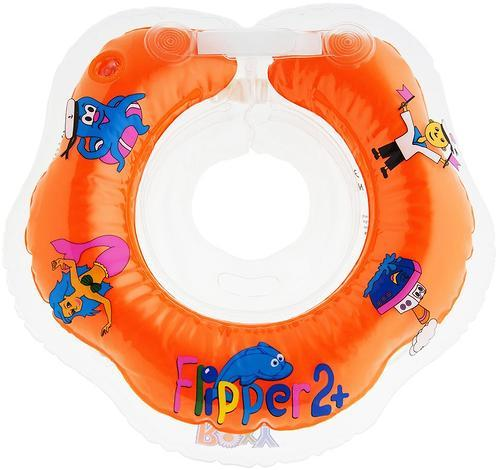 Круг на шею Roxy Kids Flipper для купания от 1,5 лет 2+