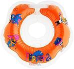 Круг на шею Roxy Kids Flipper для купания от 1,5 лет 2+