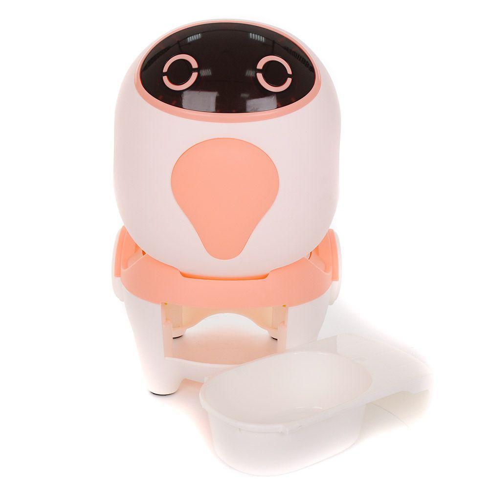 Детский горшок PITUSO КОСМИК Розовый PINK  31*27*34 см