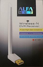 USB Wi-Fi adapter ALFA NET-W135, 5DBi, 300Mbit