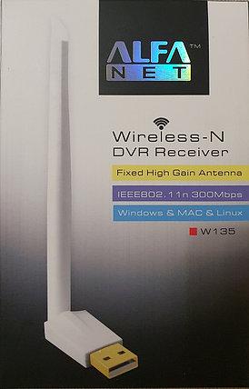USB Wi-Fi adapter ALFA NET-W135, 5DBi, 300Mbit, фото 2