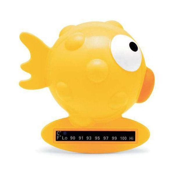 Термометр для ванной Chicco Рыбка оранж.