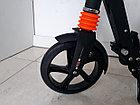 Взрослый самокат Urban Scooter с ручным тормозом. До 100 кг. 145-195 см., фото 6