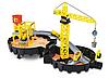 Игровой набор Стройплощадка в чемодане Wheel Garage WY205