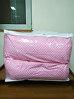 Подушка обнимашка розовый