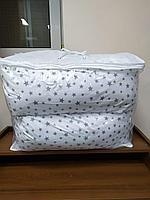 Подушка для беременных белый/звезды