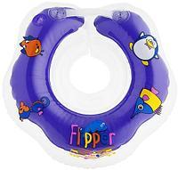Круг на шею Roxy Kids Flipper музыкальный для купания