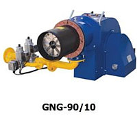 Газовая горелка   GNG - 90 / 10   349 - 1395 kw