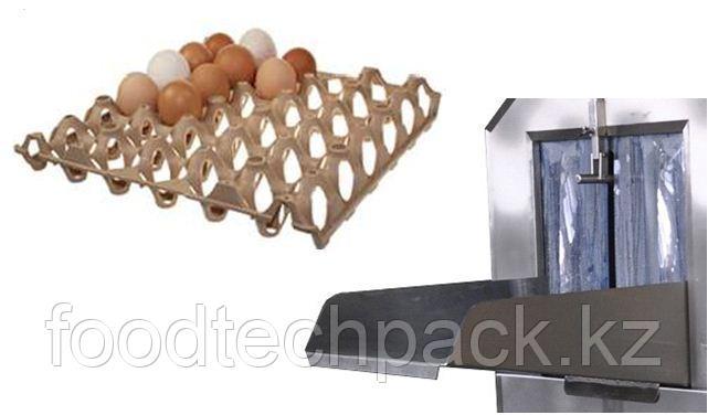 Машина для мойки полимерных лотков для яиц 500 шт./час
