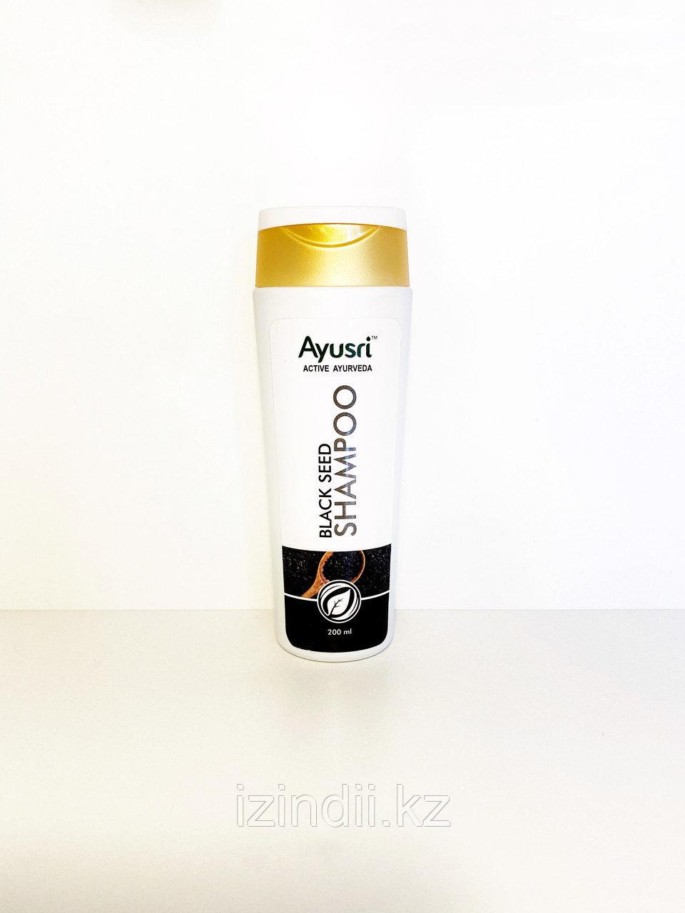 Аюрведический шампунь для волос с Черным тмином, 200мл, Aysri