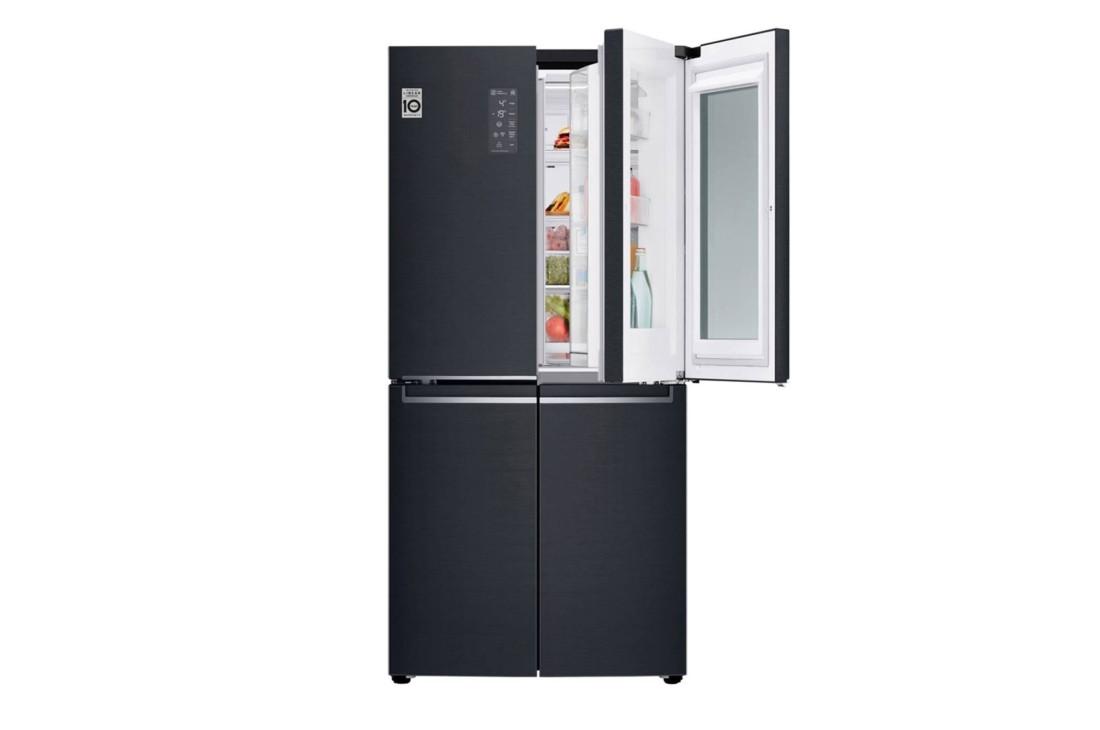 Холодильник LG DoorCooling+ GC-Q22FTBKL