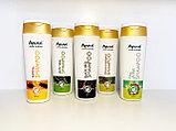 Аюрведический шампунь для волос Хна & Шикакай, 200 мл, Ayusri, фото 2