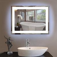 Зеркало с подсветкой (60 см х 80 см)