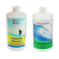 Препарат,препятствующий образованию металлов и известкового рас-ра в воде Calzestab-Eise 1л.