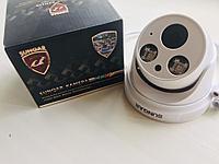 Купольная IP камера 2 MP H265+IPC