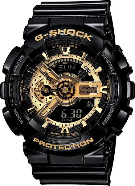 Часы Casio G-Shock GA-110GB-1A. Оригинал 100%
