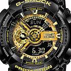 Часы Casio G-Shock GA-110GB-1A. Оригинал 100%, фото 8