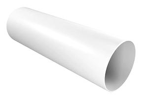 Труба водосточная 80x3000 мм FINEBER Белый