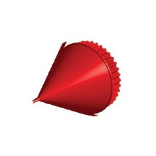Заглушка конька круглого конусная OPTIMA