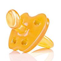Соска-пустышка HEVEA Duck anatomical, для детей от 3 до 36 месяцев