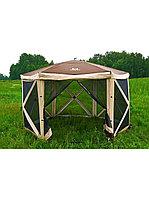 Палатка-шатер туристический KYODA 6 сторон, размер 342*342*238 см.