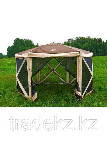 Шатер туристический KYODA 6 сторон, размер 342*342*238 см, быстросборный, фото 2