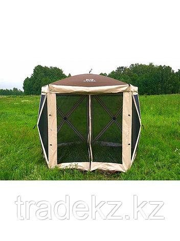 Шатер туристический KYODA 5 сторон, размер 260*260*226 см, быстросборный, фото 2