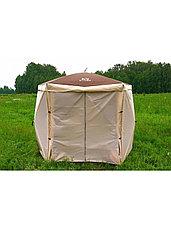 Шатер туристический KYODA 5 сторон, размер 260*260*226 см, быстросборный, фото 3