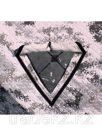 "Палатка для зимней рыбалки куб ""CONDOR""  утепленная 1,8х1,8х1,95 м, JX-0129, фото 2"
