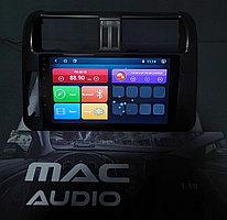 Магнитола Mac Audio Toyota Land Cruiser Prado 150 2014-2017 ANDROID