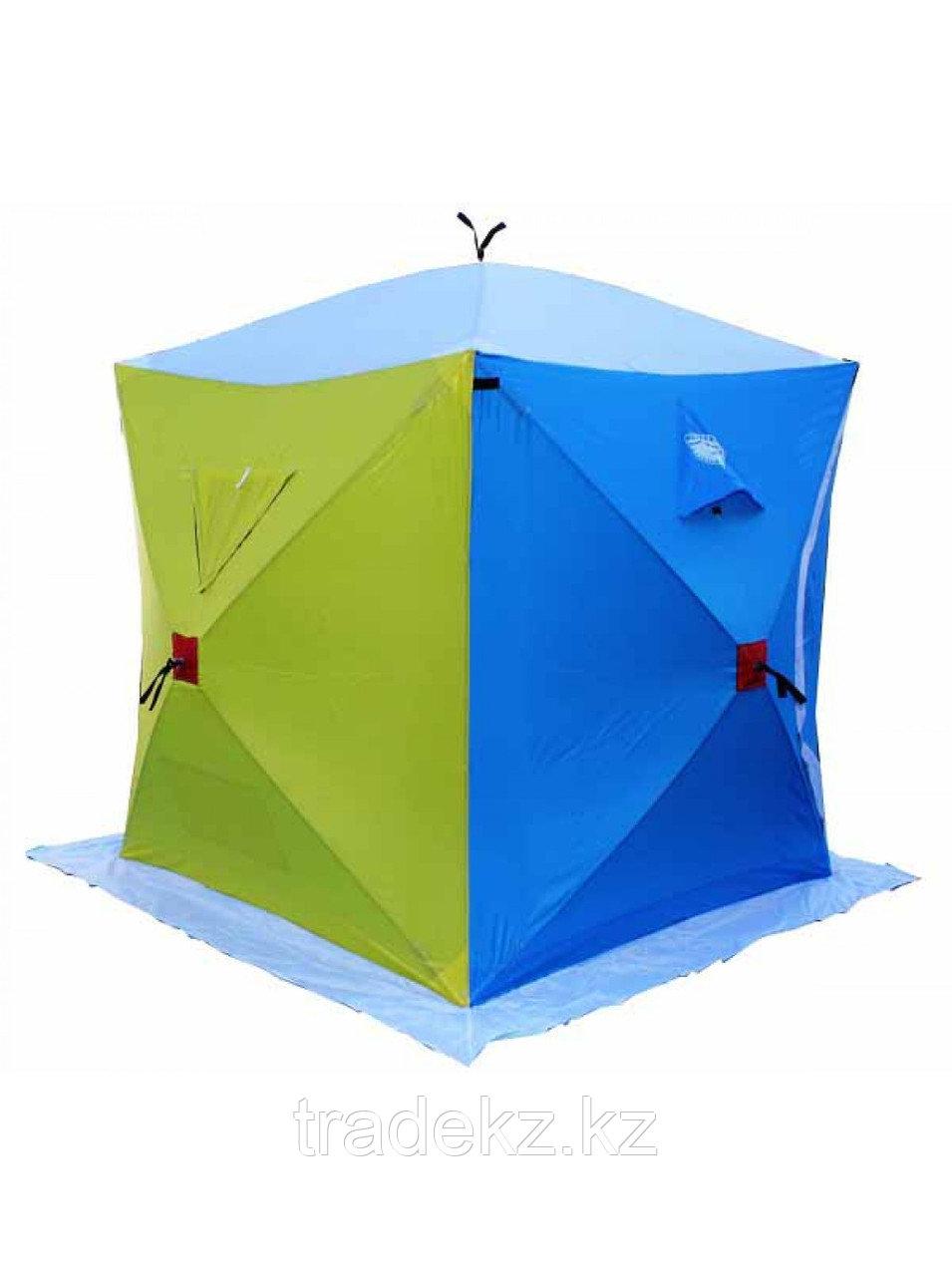 """Палатка для зимней рыбалки куб """"CONDOR"""" двухслойная 1,65х1,65х1,85 м, JX-0126"""