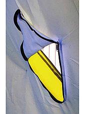 """Палатка для зимней рыбалки куб """"CONDOR"""" двухслойная 1,65х1,65х1,85 м, JX-0126, фото 3"""