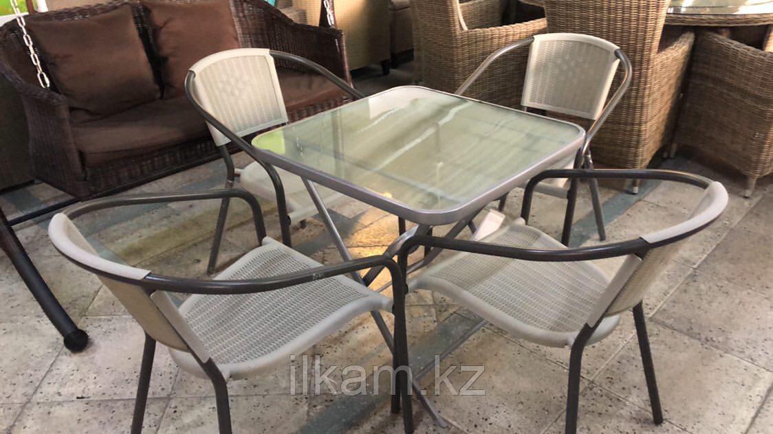 Комплект мебели  металлопластиковый