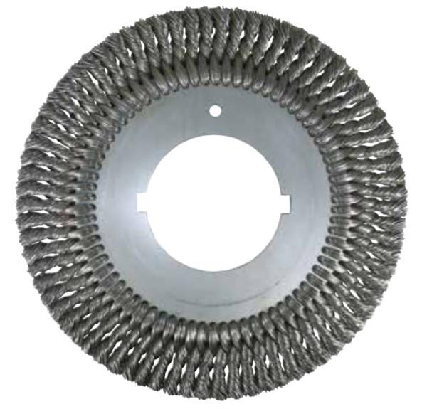 Щётка для снятия изоляции D390 OSBORN Жгутоваястальная проволока 0,8mm