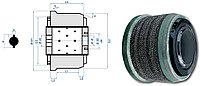 Щётка для снятия изоляции D390 OSBORN Жгутовая стальная проволока 0,8mm, фото 3