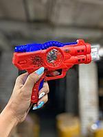 Пистолет Человек-паук музык.