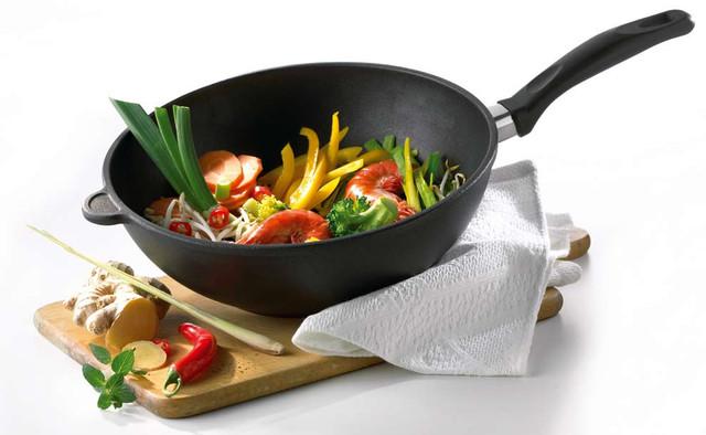 Сковороды, блинницы, сотейники, жаровни