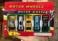 Машинки Motor Wheels №92753-5 (5шт)