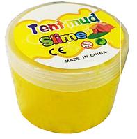 Лизун-слайм Mud BubblesTent mud прозрачный (кругл большая банка), кратно 12, С7125, 8083