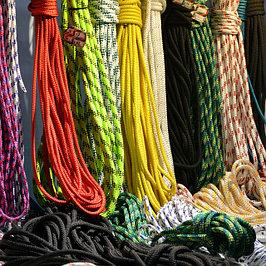 Канаты, веревки, шнуры