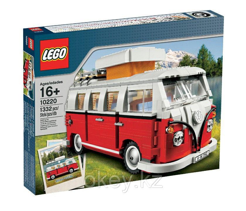 LEGO Creator: Минивэн фольксваген T1 10220