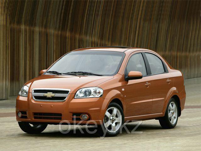 Тормозные колодки Kötl 3330KT для Chevrolet Aveo I седан (T250, T255) 1.4, 2006-2007 года выпуска.
