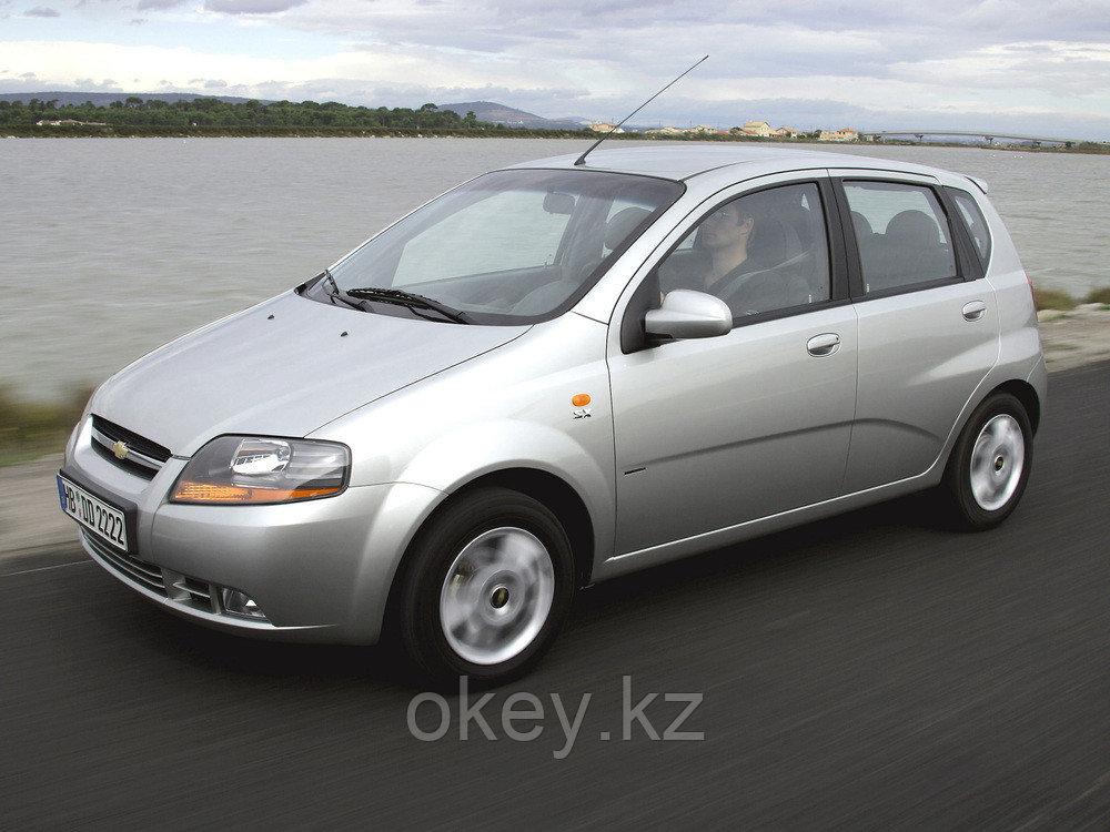 Тормозные колодки Kötl 3330KT для Chevrolet Aveo/Kalos хэтчбек 1.4 16V, 2005-2011 года выпуска.
