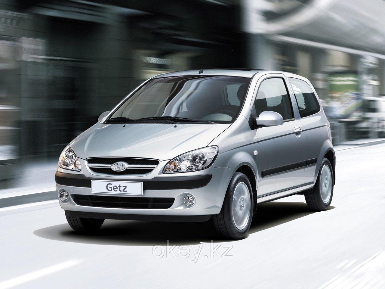 Тормозные колодки Kötl 3331KT для Hyundai Getz (TB) 1.4 i, 2005-2011 года выпуска.